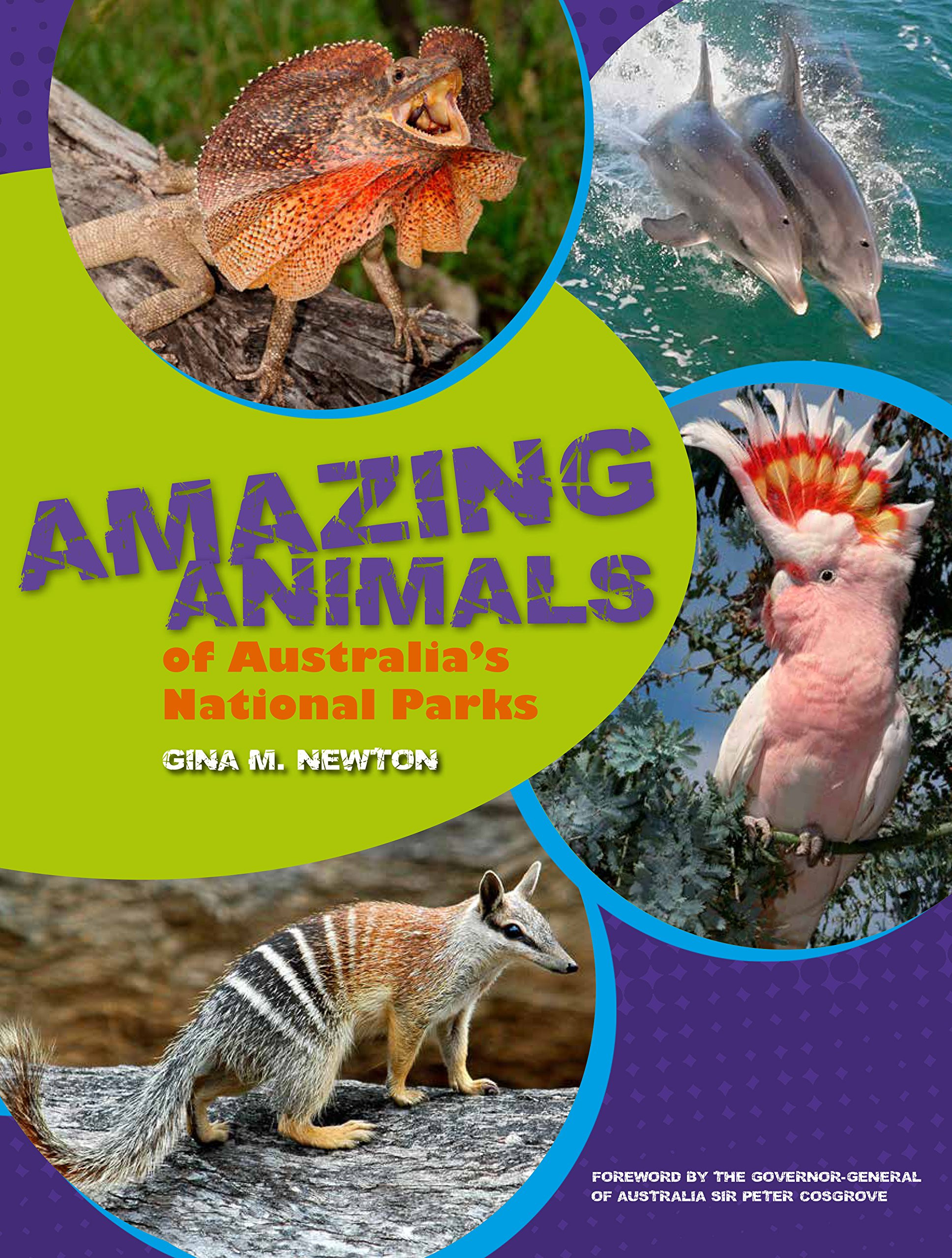 Amazing Animals of Australia's National Parks by Gina Newton, ISBN: 9780642278883