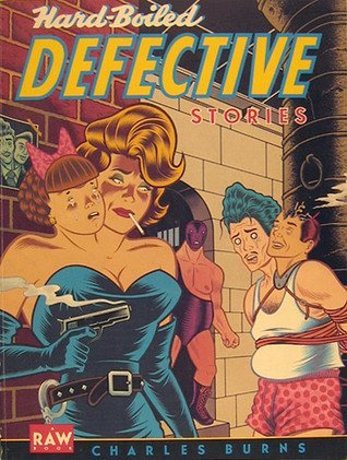 Hardboiled Defective Stories