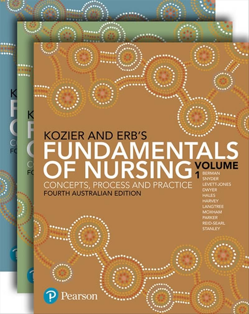 Kozier Fund Nursing