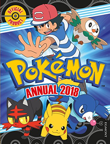 The Official Pokemon Annual 2018 (Egmont Annuals 2018)
