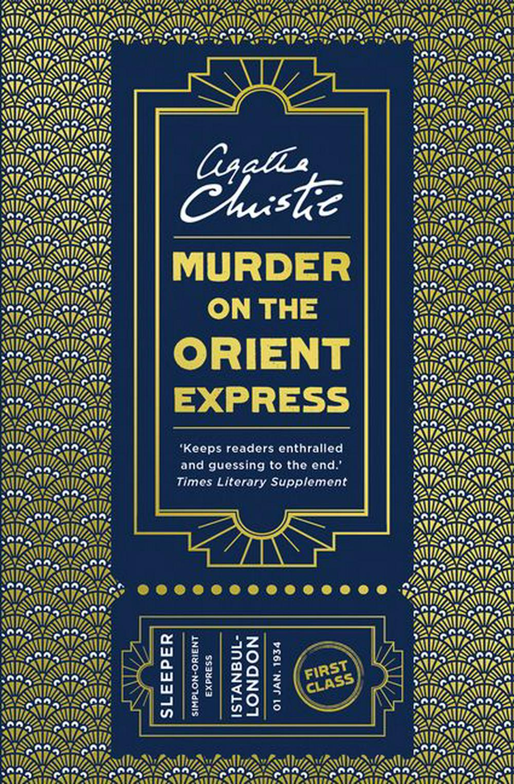 558af54d69b Booko  Comparing prices for Murder on the Orient Express (Poirot)