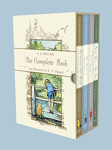 Winnie-the-Pooh - The Complete Collection of Stories and Poems: Complete Collection of Stories and Poems