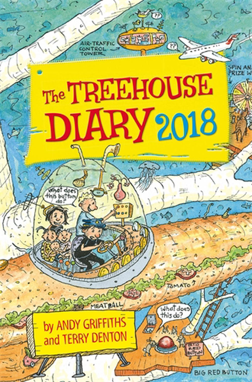 The 91 Storey TreehouseDiary