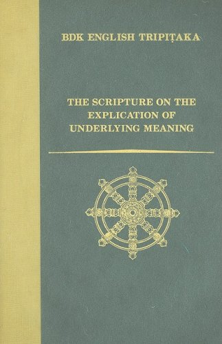 The Scripture on the Explication of Underlying Meaning