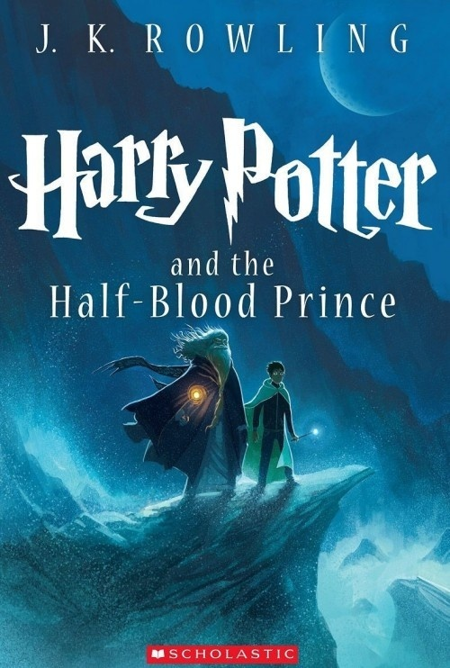 Harry Potter and the Half-Blood Prince (Book 6) by Inc. Scholastic, ISBN: 9780545582995