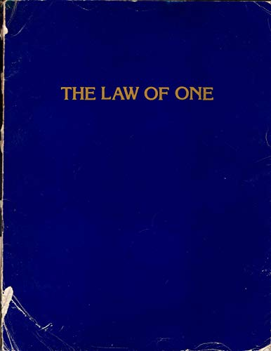 The Law of One, Book One: By Ra an Humble Messenger by RA, ISBN: 9780945007012