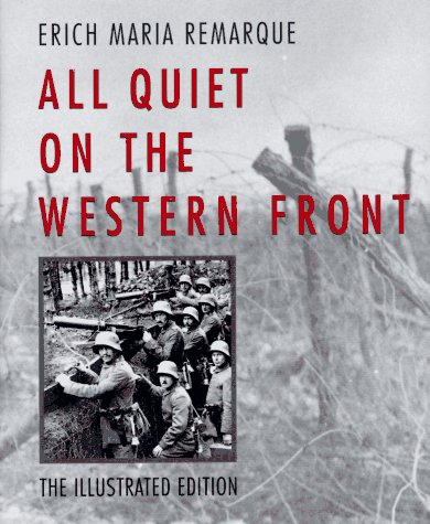 anti war literature erich maria remarques all quiet on the western front The most loved and hated novel about world war i an international bestseller, erich maria remarque's all quiet on the western front was banned and burned in nazi germany.