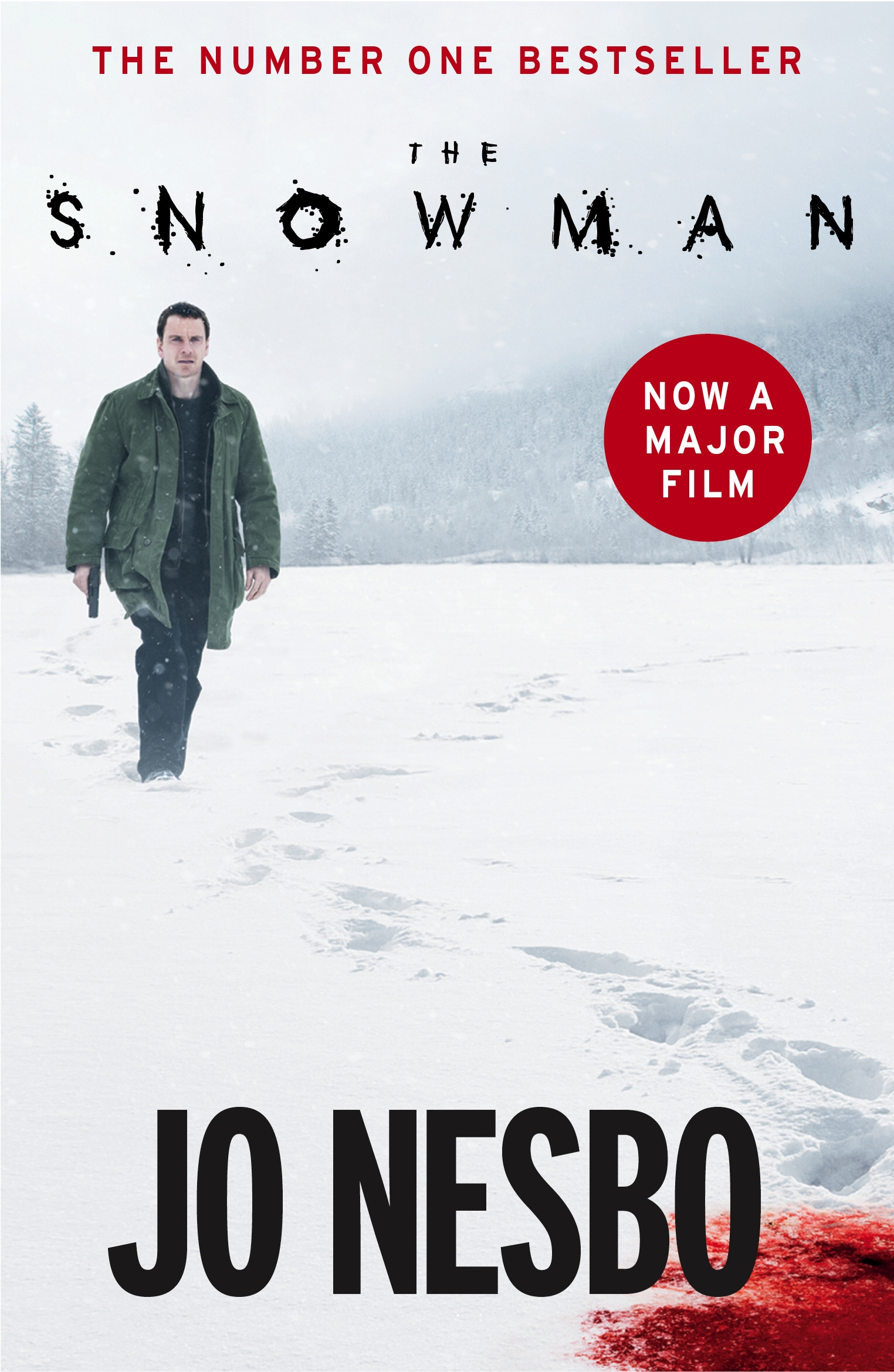 The Snowman (Harry Hole 7) by Jo Nesbo, ISBN: 9781784704759