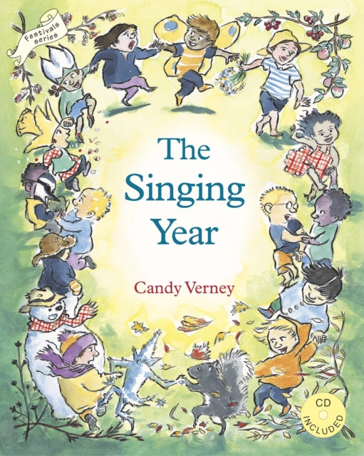 The Singing Year by Candy Verney, ISBN: 9781903458396