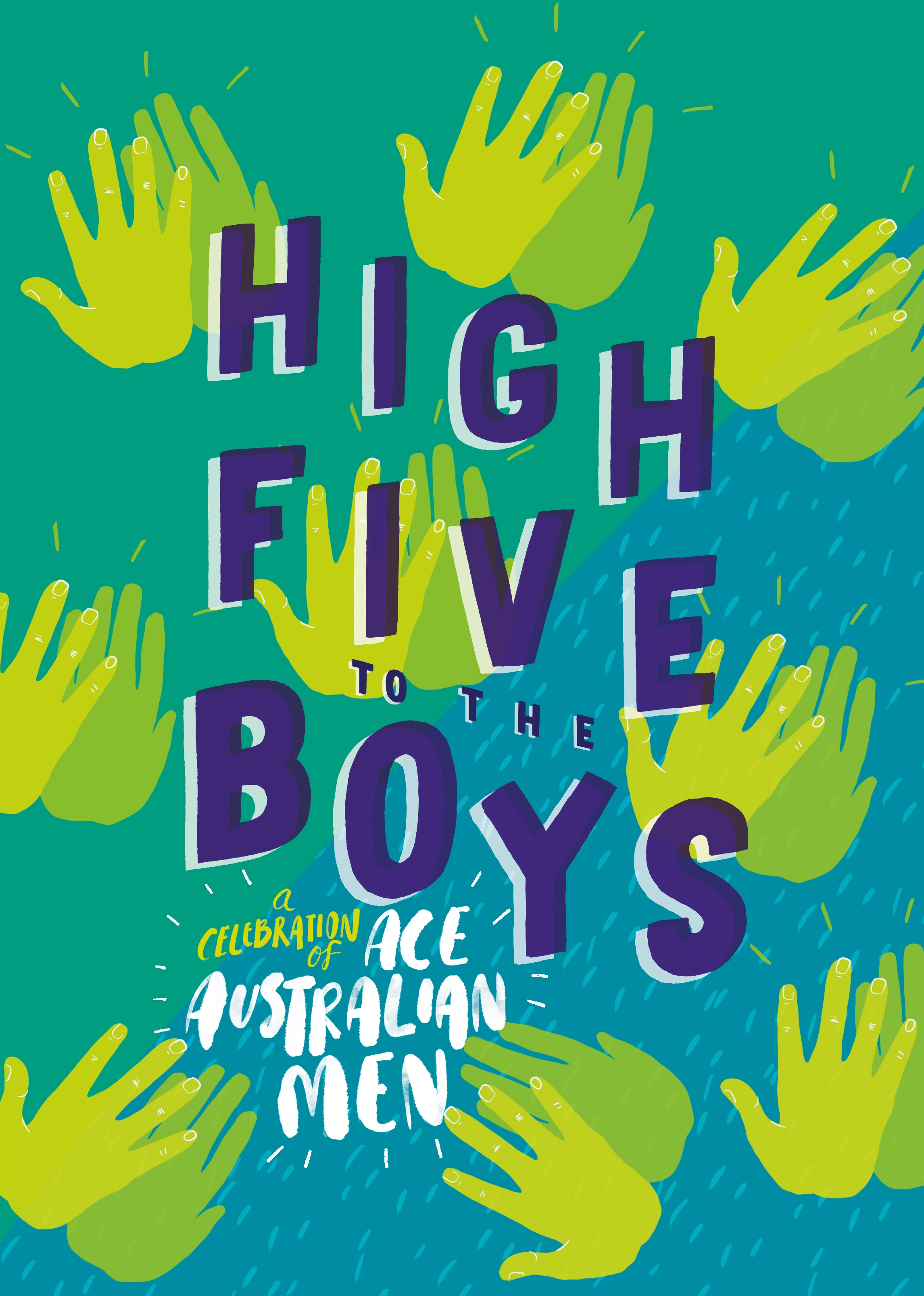 High Five to the BoysA Celebration of Ace Australian Men by Various, ISBN: 9780143791782