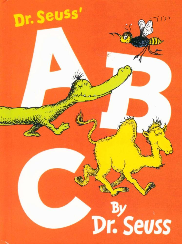 Dr Seuss' ABCDr Seuss Mini by Dr. Seuss, ISBN: 9780007922789