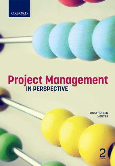 Project Management in Perspective