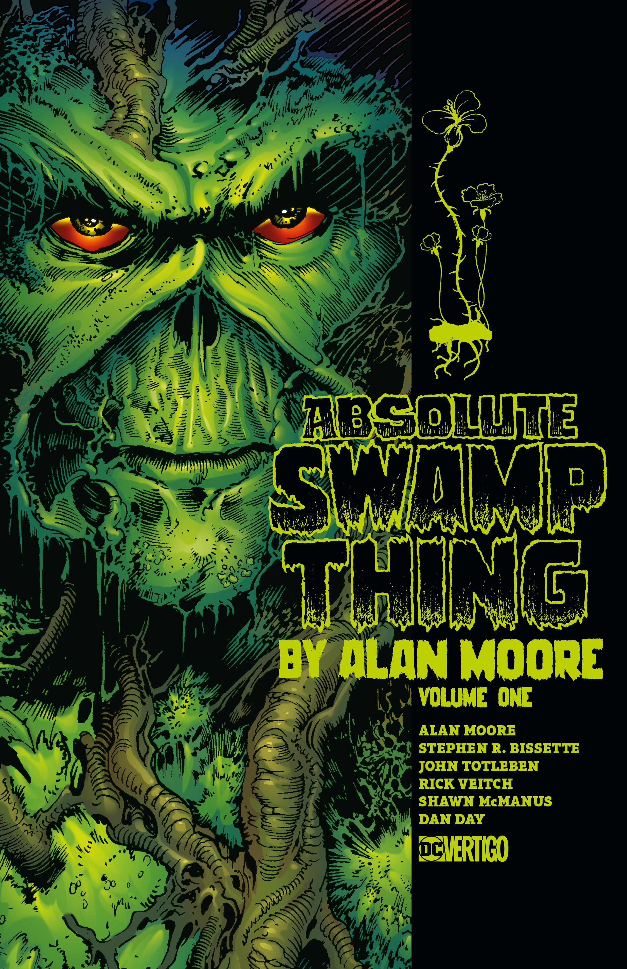Absolute Swamp Thing