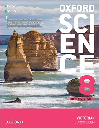 Oxford Science 8 Victorian Curriculum Student Book + Obook/Assess