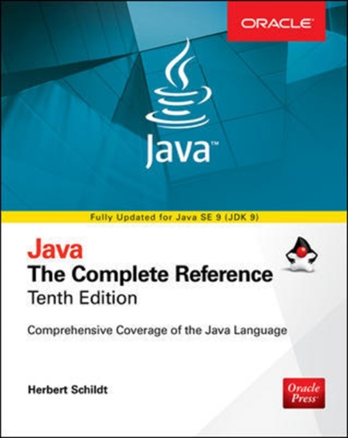 JavaThe Complete Reference, Tenth Edition