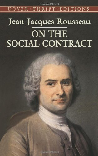 an overview of the social contract by jean jacques rousseau a french prose author Reveries of the solitary walker is part overview description author discourse on political economy and the social contract jean-jacques rousseau.