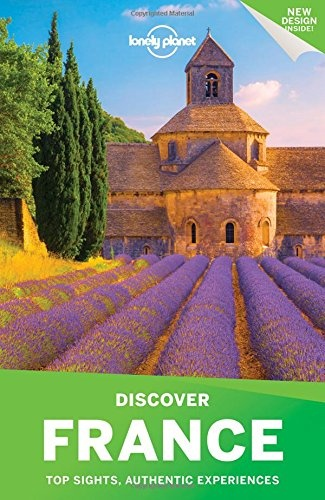 Lonely Planet Discover FranceTravel Guide
