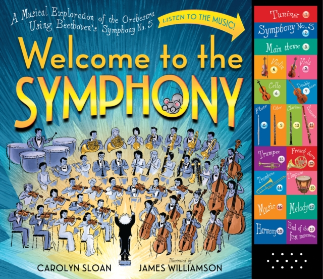 Welcome to the SymphonyA Musical Exploration of the Orchestra Using Be...