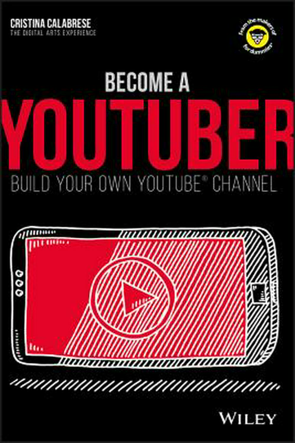 Become a YoutuberBuild Your Own Youtube Channel