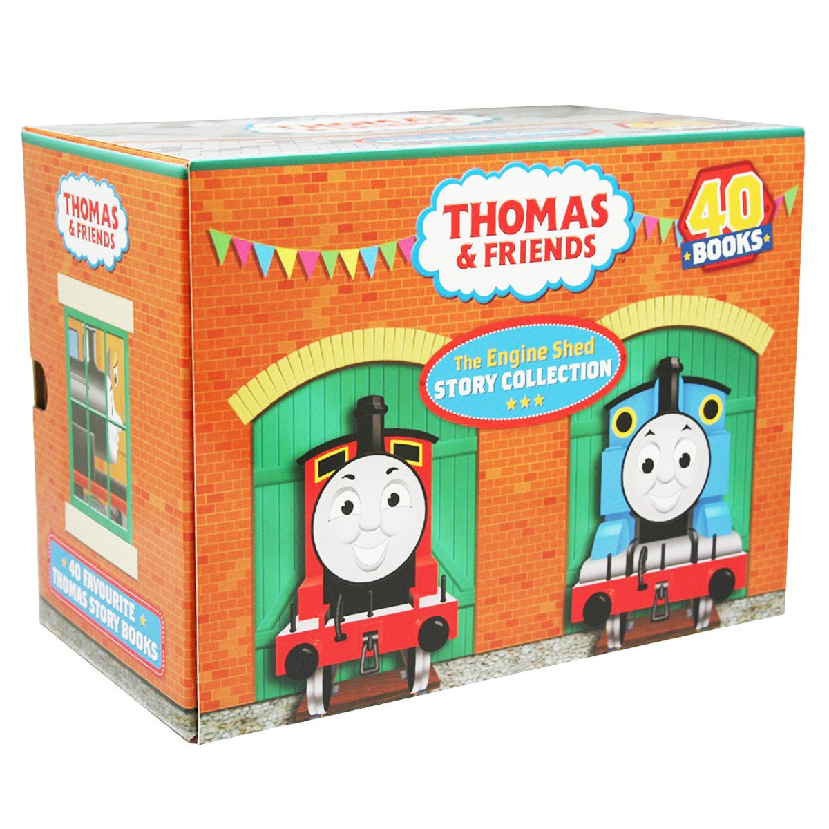 Thomas Story Library Collection: 40-book setThomas Story Library Collection: 40-book set