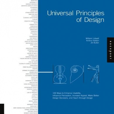 Universal Principles of Design by Jill Butler, ISBN: 9781592530076