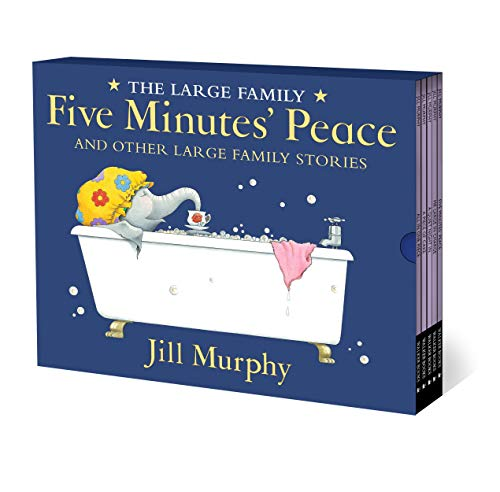 Large FamilyFive Minutes Peace & Other
