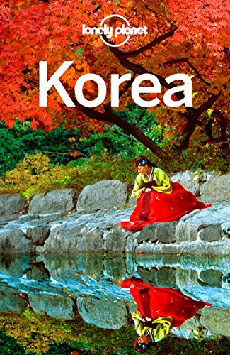 Lonely Planet Korea by Lonely Planet, ISBN: 9781760340230