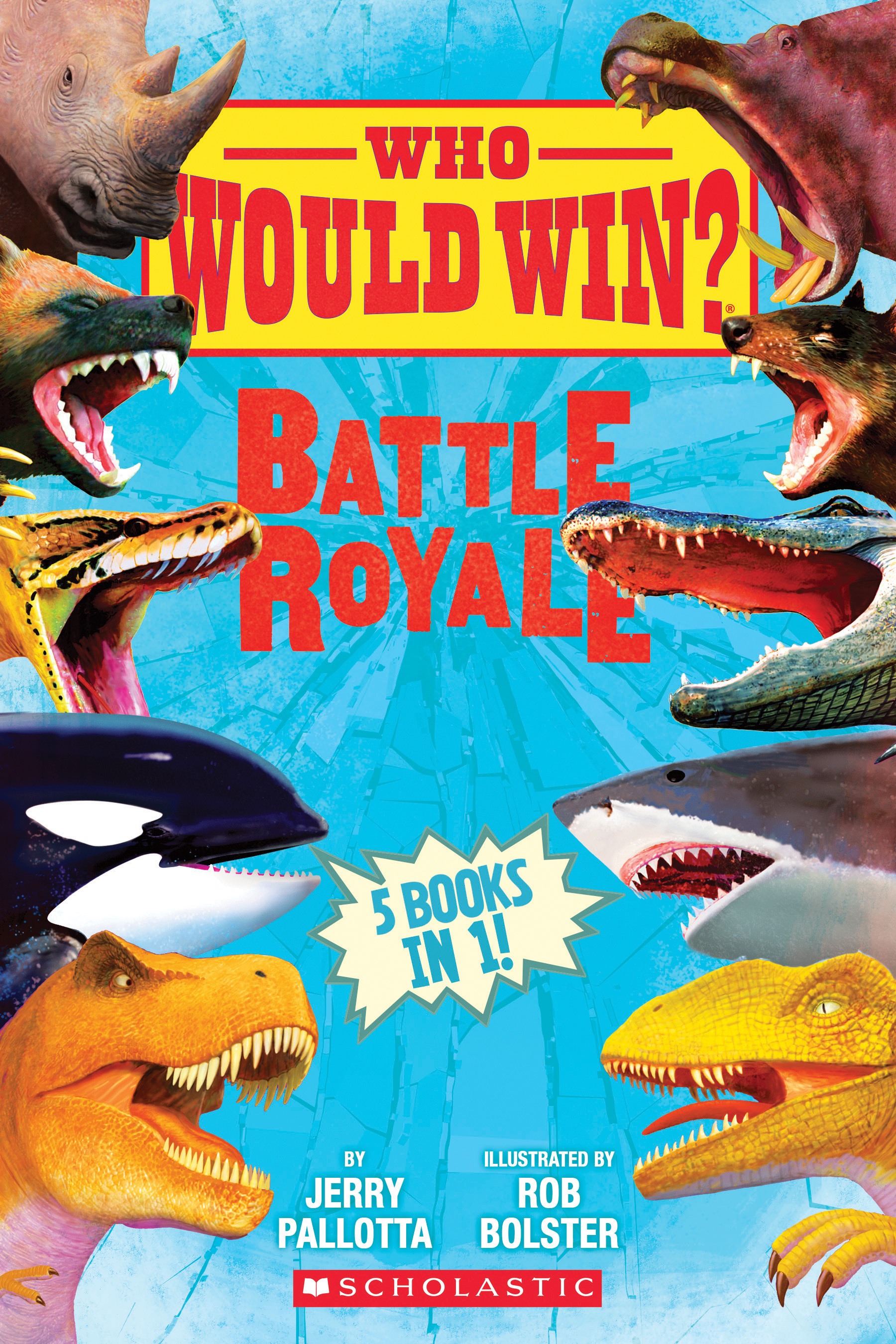 Who Would Win?Battle Royale