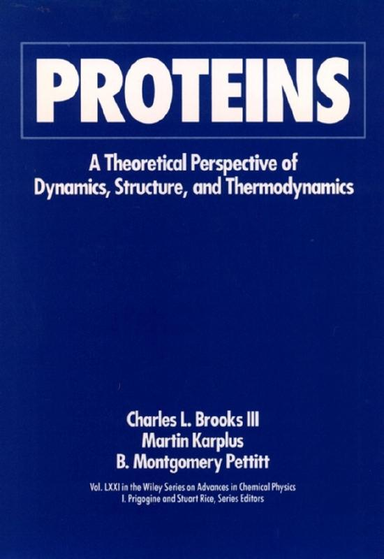 Proteins by Charles L. Brooks, ISBN: 9780471529774