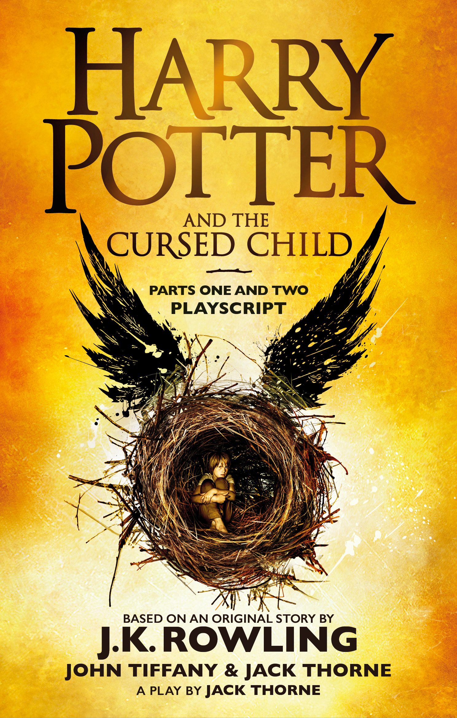 Harry Potter and the Cursed Child - Parts One & Two by J.K. Rowling, ISBN: 9780751565362