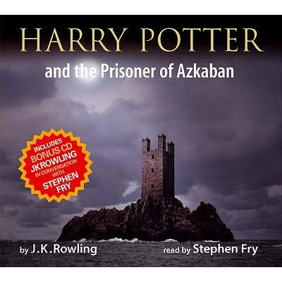 Harry Potter and the Prisoner of Azkaban adult edition 10XCD
