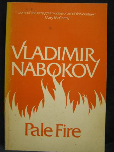 Pale Fire by Vladimir Nabokov, ISBN: 9780399504587