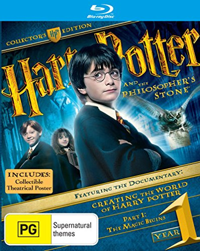 Harry Potter and the Philosopher's Stone (2 Disc Collector's Edition)