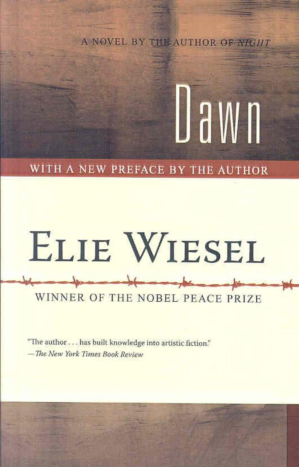 essay on the book night by elie wiesel