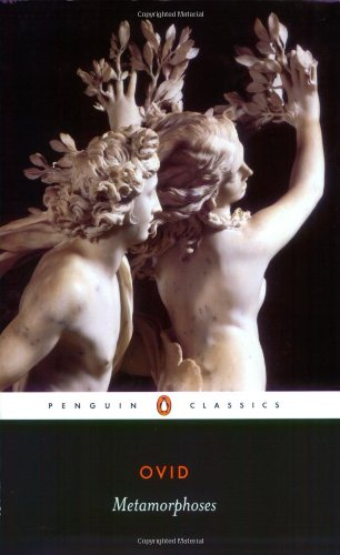 The Metamorphoses of Ovid: An English Version