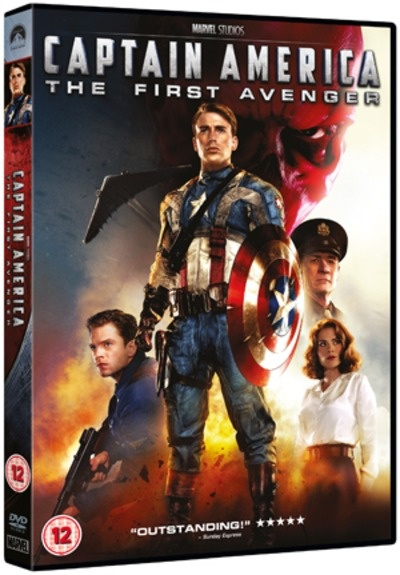 Captain America [DVD]