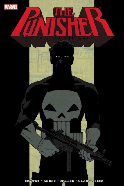 Punisher - Back to the War Omnibus