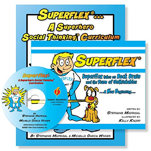 Superflex A Superhero Social Thinking Curriculum