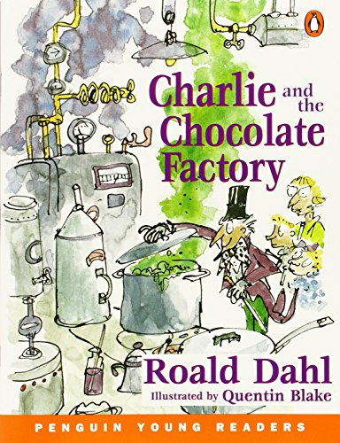 Penguin Young Readers Level 3: Charlie and the Chocolate Factory
