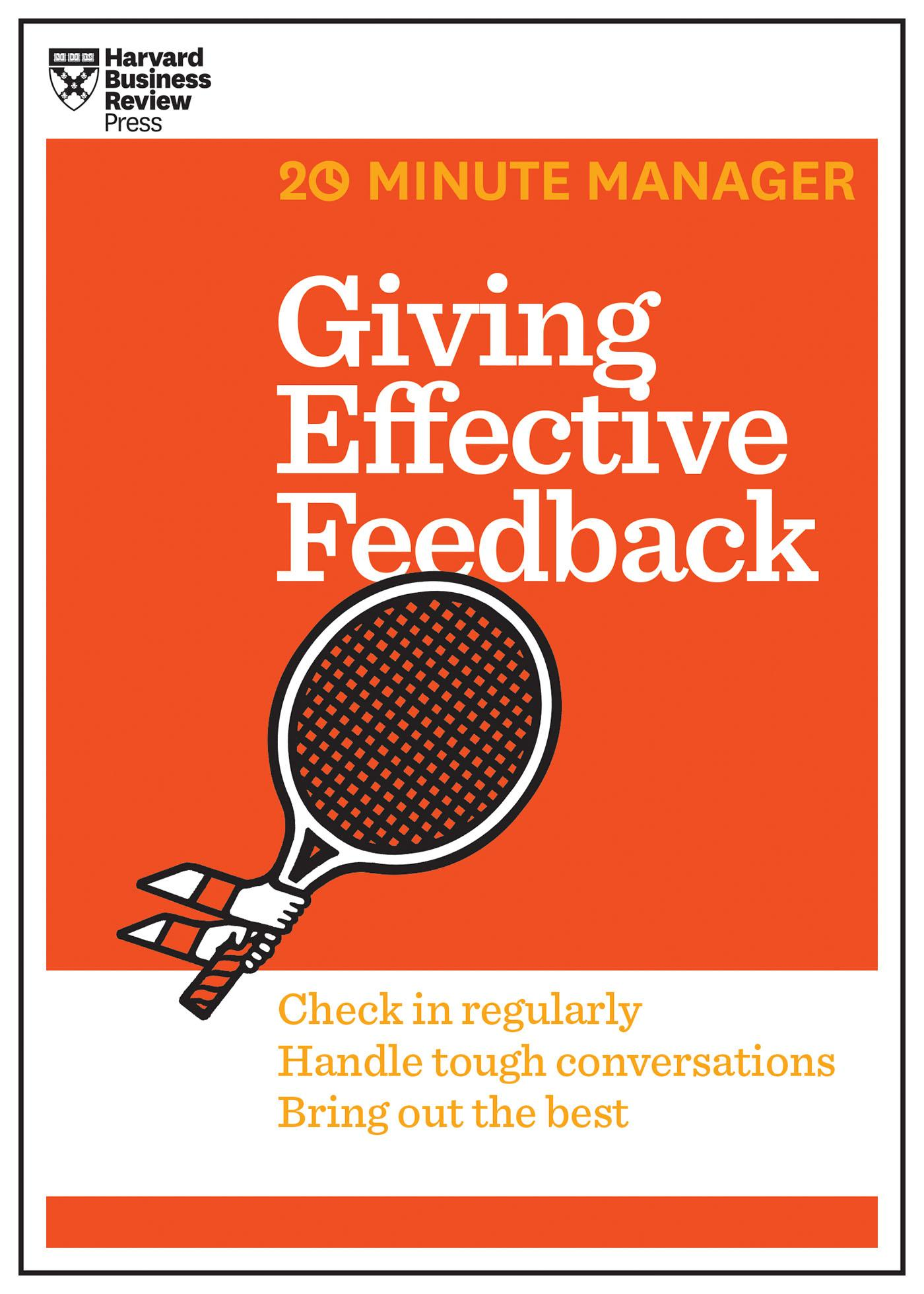 Harvard business review on communicating effectively ebook best deal booko comparing prices for giving effective feedback hbr 20 minute ebook published october 2014 by harvard fandeluxe Image collections