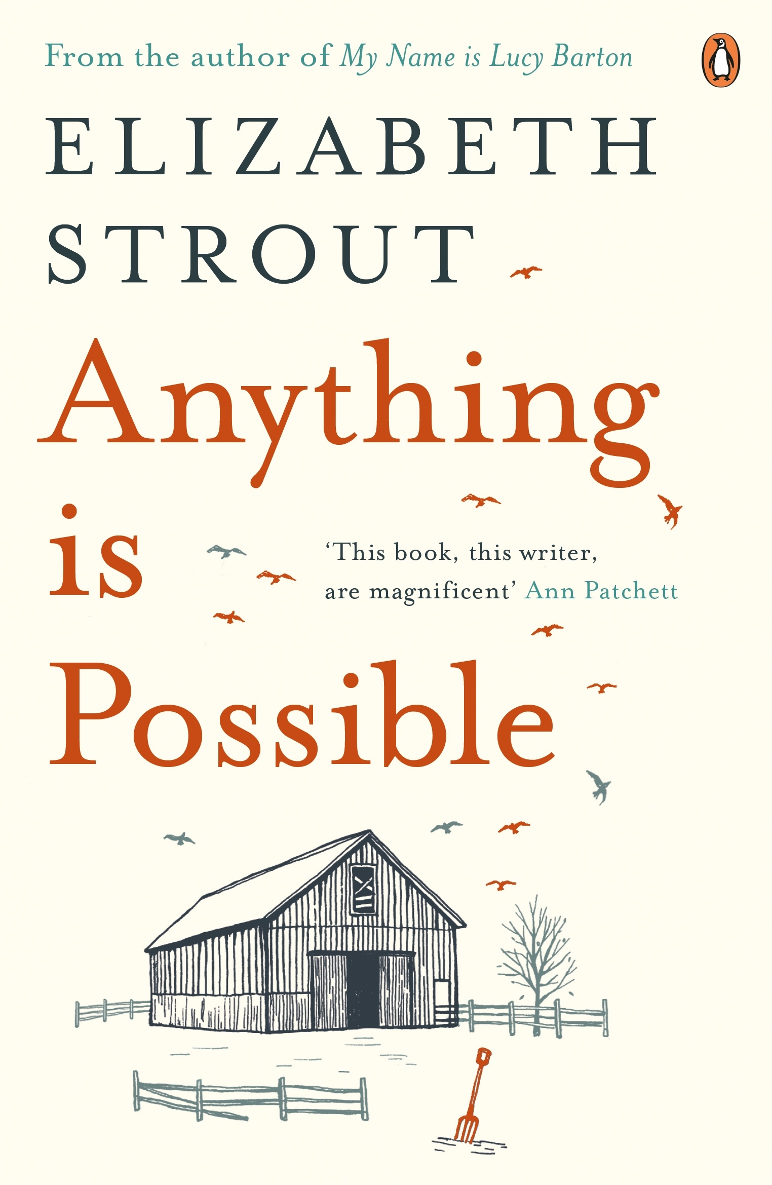 Anything is Possible by Elizabeth Strout, ISBN: 9780241248799