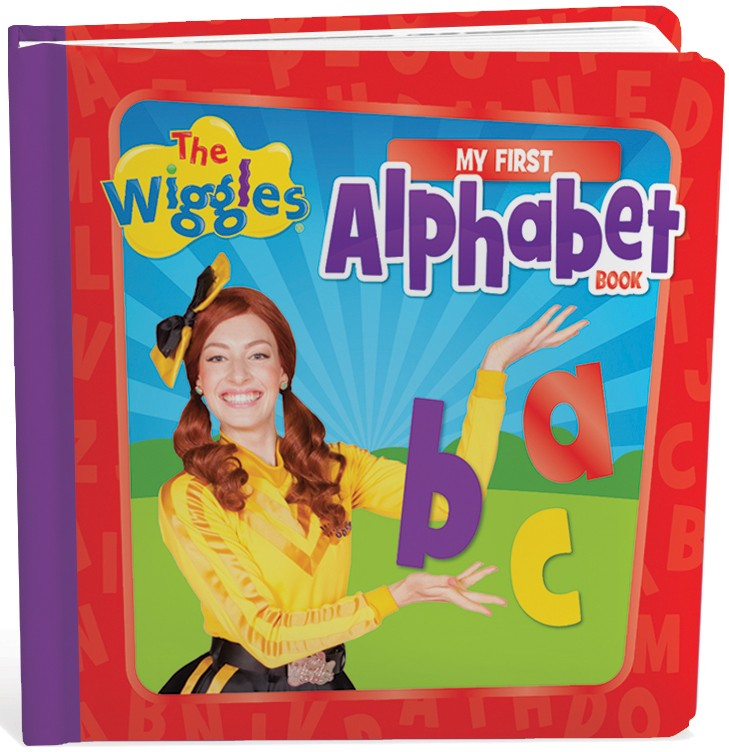 The Wiggles - My First Alphabet Book by The Five Mile Press, ISBN: 9781760068318