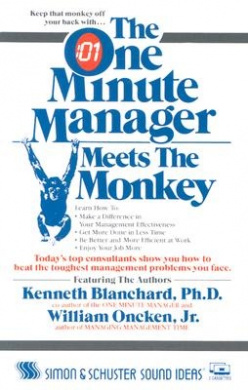book review the one minute manager meets The one minute manager is one of the best books on time management this presentation developed by kelly jensen, mba-military divison manager covers the essenc slideshare uses cookies to improve functionality and performance, and to provide you with relevant advertising.