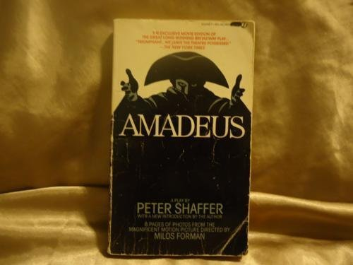 a critique of amadeus by peter shaffer Fiction and untruth in amadeus by peter shaffer - fiction and untruth in amadeus by peter shaffer through his naive arrogance and harsh critique of his.