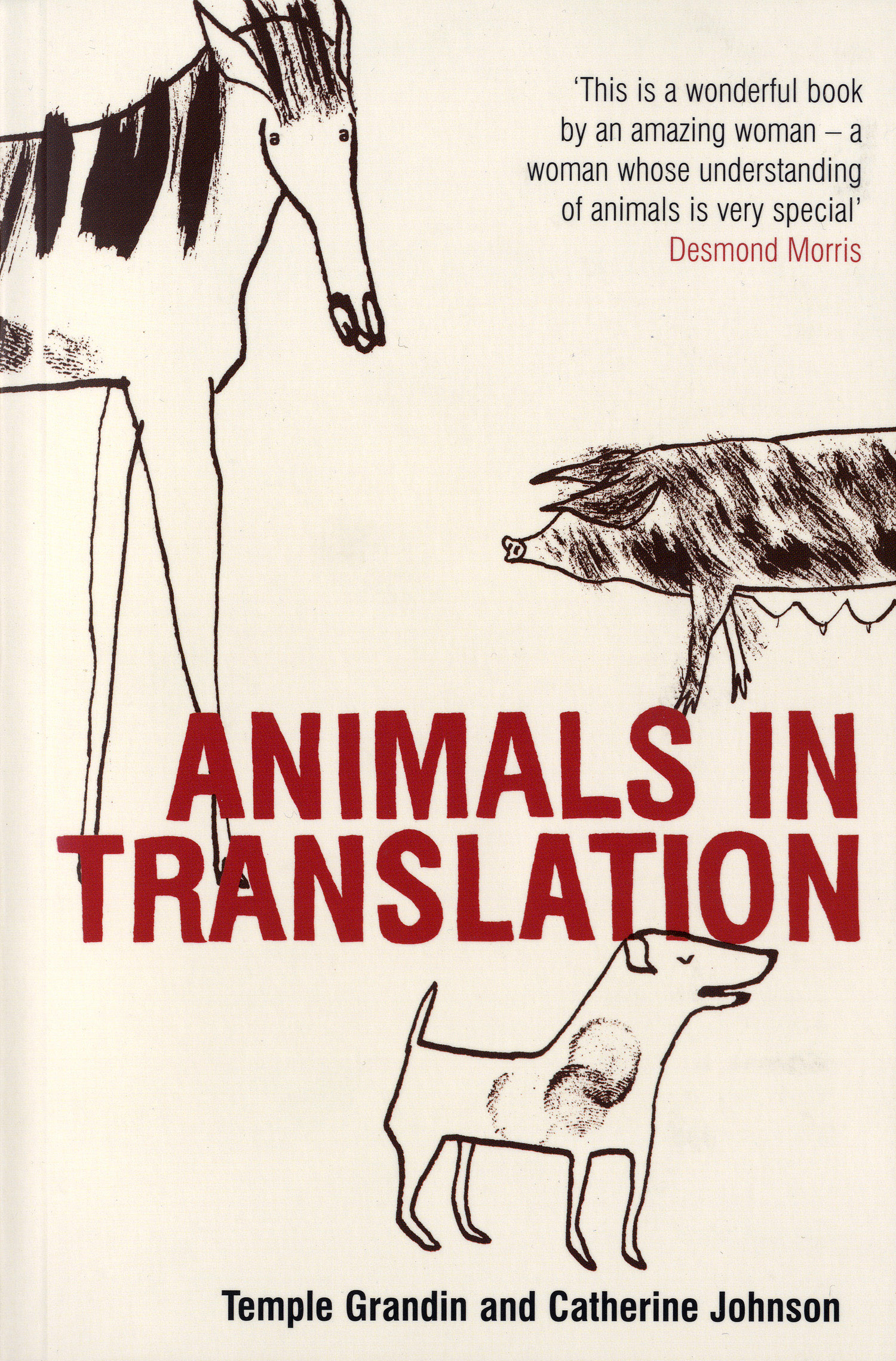 Animals in Translation by Temple Grandin, ISBN: 9780747566694