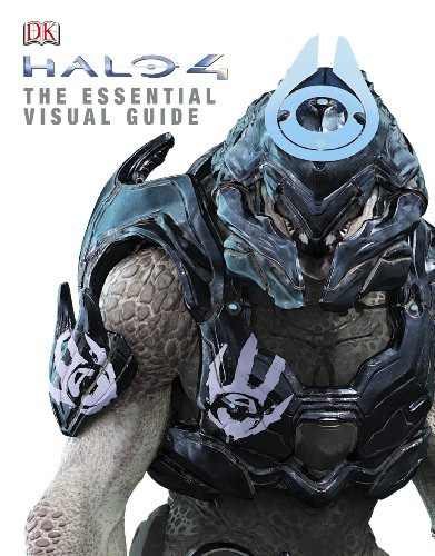 Halo 4 The Essential Visual Guide by DK, ISBN: 9781409334828