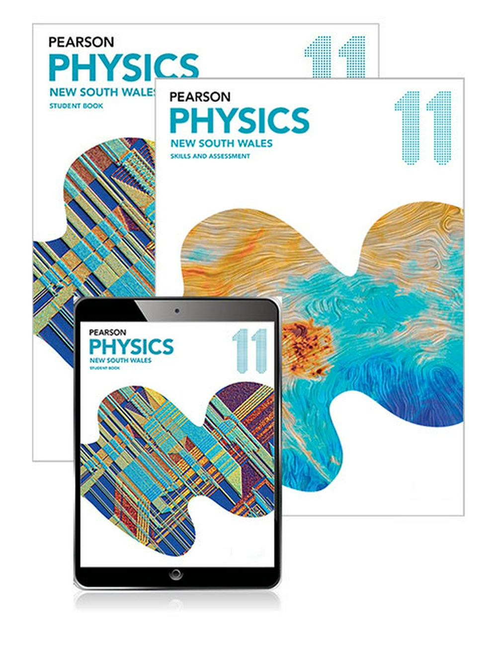 Pearson Physics 11 New South Wales Student Book, Skills and Assessment Book with Reader+