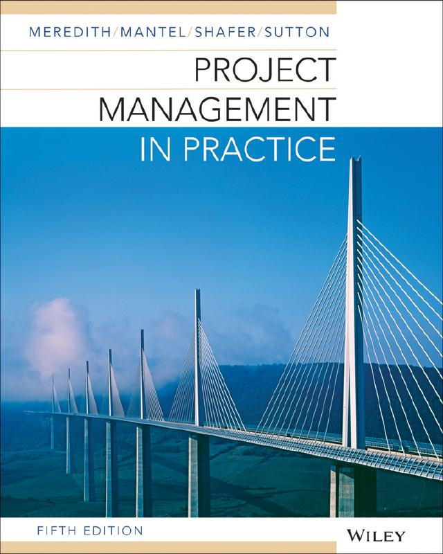 Project Management in Practice 5E