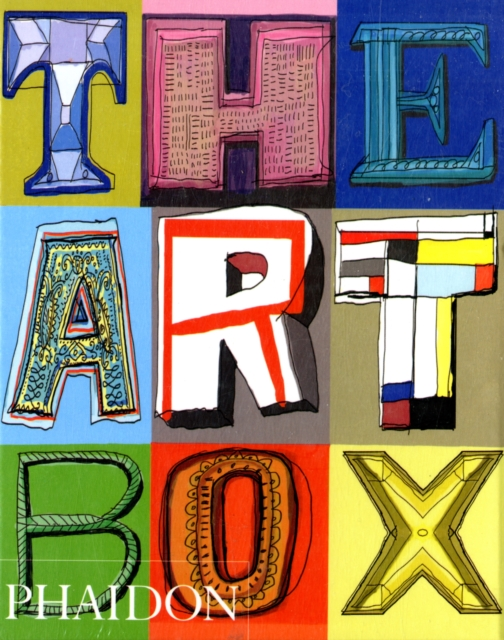 The Art Box Greeting Cards (Red)