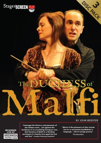 Duchess Of Malfi, The by Edmund Kingsley Peter Bankole